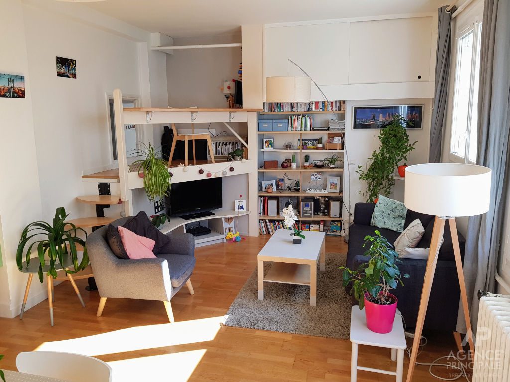 Appartement a vendre nanterre - 4 pièce(s) - 72.44 m2 - Surfyn