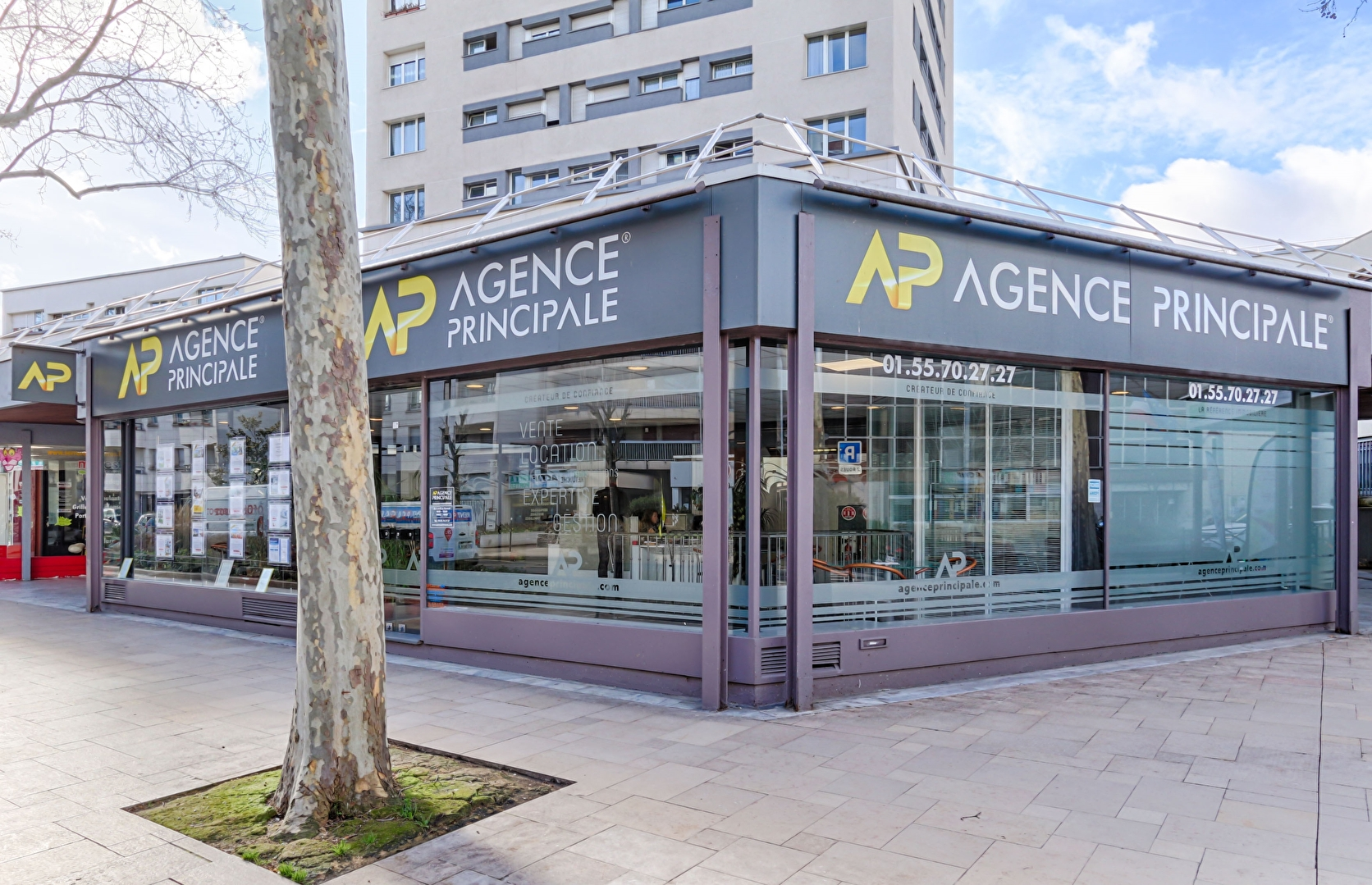 Agence Principale Courbevoie